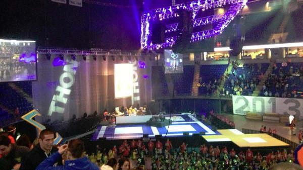 THON weekend kicks off at Penn State