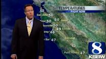 Get Your Wednesday KSBW Weather Forecast 4.03.13