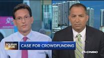 Case for crowdfunding: Eric Cantor