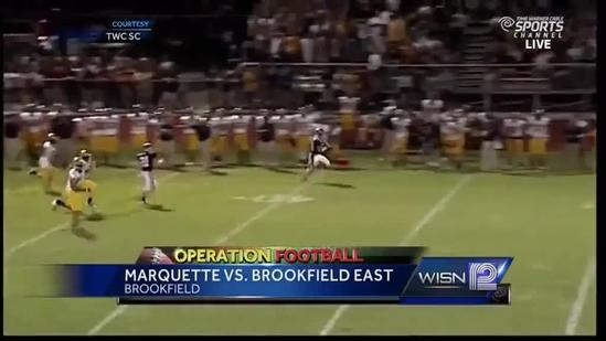 Op Football: Marquette vs Brookfield East