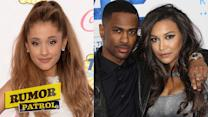 Ariana Grande Broke Up Naya Rivera & Big Sean?! Miley Cyrus Threw Tantrum in NYC Hotel? (Rumor Patrol)