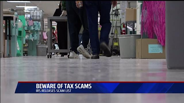 Three Of The Most Common Scams Seen During Tax Season