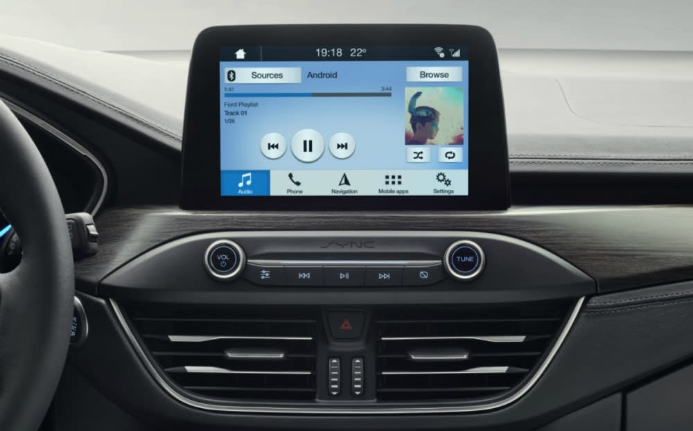 第四代 Ford Focus 正式亮相!導入八速變速箱、軸距增長