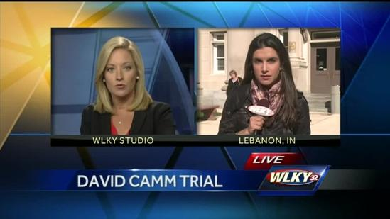 Jury deliberations continue in Camm trial