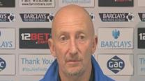 Holloway reflects on touchline ban