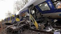 Index: Deadly Train Crash in Germany