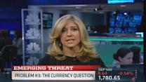Emerging market currency sell-off spirals