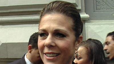 Rita Wilson On Tom Hanks' 'Lucky Guy' Broadway Opening Night