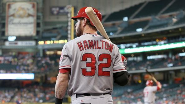 RADIO: Hamilton weighs in on Kinsler's comments about the Rangers