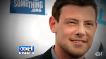 Cory Monteith's Charming Glee Audition