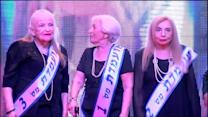 Israel holds Holocaust survivors' beauty contest