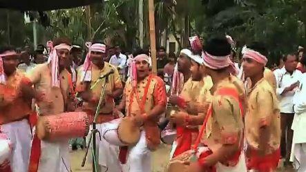 "Festival of ""Goru Bihu"" kicks off in Assam"