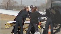 Two Students Severely Injured in School Shooting
