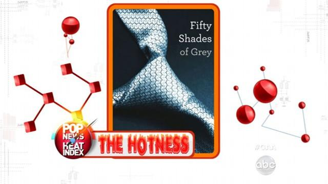 '50 Shades of Grey' Boosts Barnes and Noble Sales