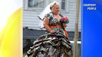 Did Honey Boo-Boo's Mom Get Married in Camouflage?