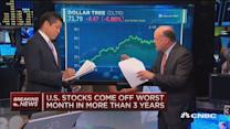 Cramer's Mad Dash: Dollar Tree
