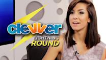 Christina Grimmie Lightning Round Questions - Celine Dion Impression!