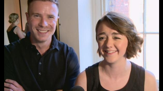 Game of Thrones star Maisie Williams on Royal baby names