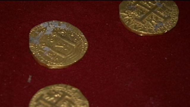 Adventurous Florida Family Finds Buried Treasure