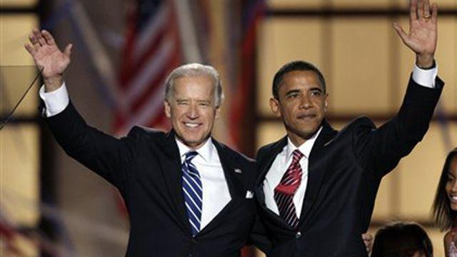 Did Obama campaign try to replace Biden?