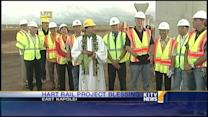 Blessing for Oahu's rail project