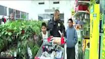 Taft police take children on shopping spree