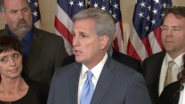 McCarthy Drops Out Of Speaker Race
