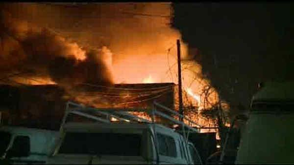 Fire claims mother in Elizabeth, New Jersey
