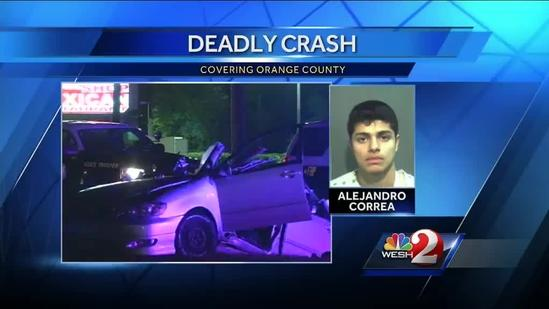 FHP says drunken driver caused crash