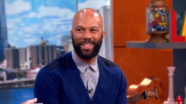 Common's 'Hell on Wheels' to Kick Off Season 2