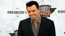 Seth MacFarlane knows pressure's on for Oscars