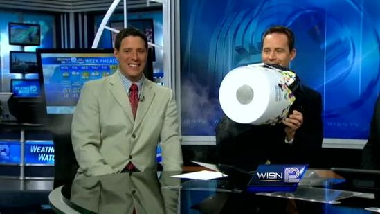 WeatherWatch 12 breaks out the Vortex Cannon