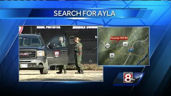 Renewed search for missing toddler comes up empty