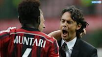 AC Milan Beats Lazio 3-1 In Inzaghi's 1st Game