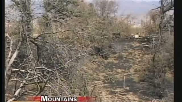 Homeowners Refuse To Leave From Tehachapi Fire