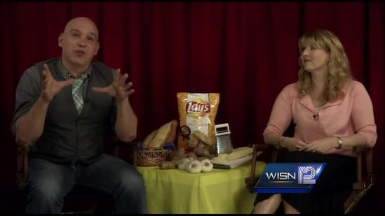 Raw interview: Million-dollar chip contest winner