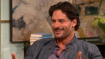 'True Blood's' Joe Manganiello -- Do Werewolves Wear Underwear?