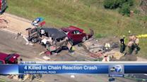 Truck driver charged in fatal I-55 wreck; Crash victims identified