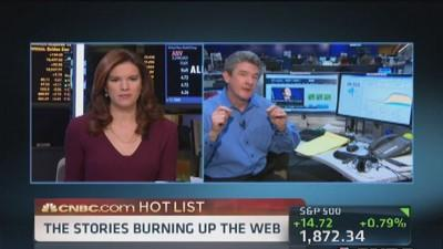 CNBC.com hot list: Mark Cuban rips HFT