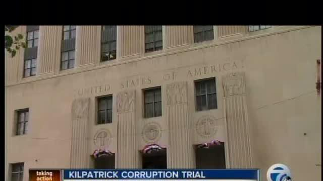Change of venue unlikely in Kilpatrick corruption case