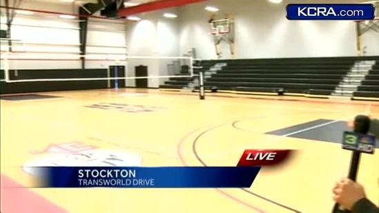 New gym opens in Stockton