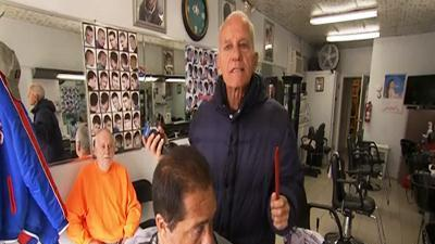 Atlantic City barber: 'We've been fortunate'