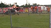 Tent Collapses at New Hampshire Circus