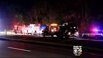 3 Injured In Violent I-376 Head-On Crash