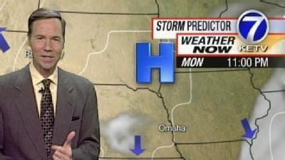 Bill Outlines Week's Forecast