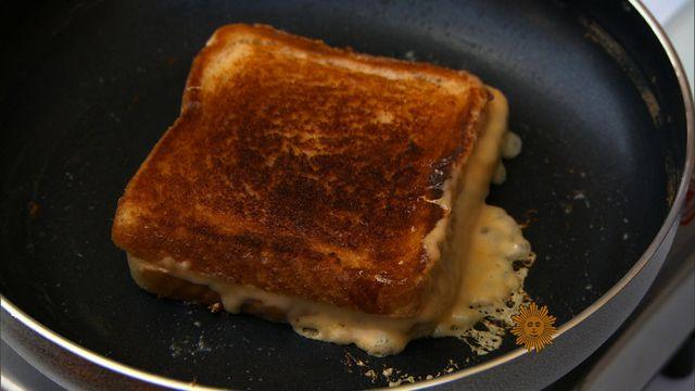 Grilled cheese mania sweeping the nation