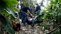 Panama's Perilous Jungles a New Route for Migrants
