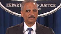 Eric Holder and the Justice Department Probe Shooting of Teen Michael Brown