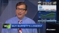 Buy Buffett's losers?
