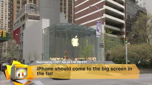 Tech News - IPhone, Samsung Experience Shops, Apple